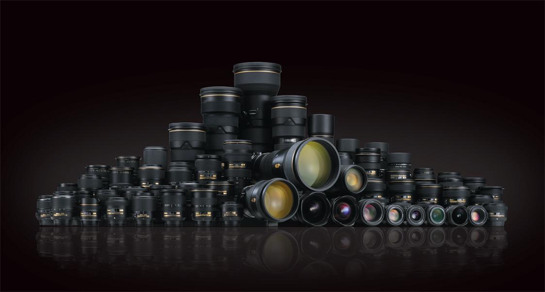 Các ký hiệu trên ống kính Nikon
