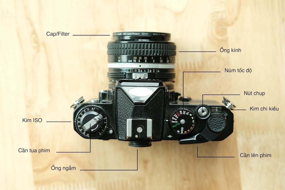 So sánh máy ảnh cơ và máy ảnh kỹ thuật số