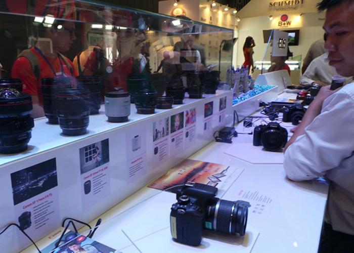 Hội chợ ngành ảnh