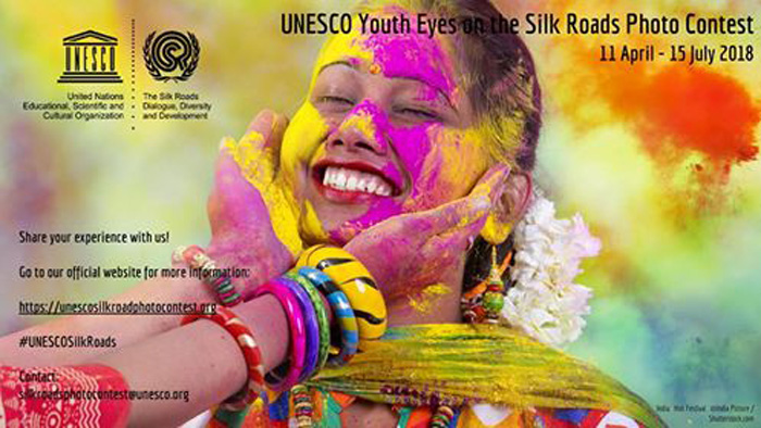 Cuộc Thi Ảnh Youth Eyes on the Silk Roads 2018 Của UNESCO