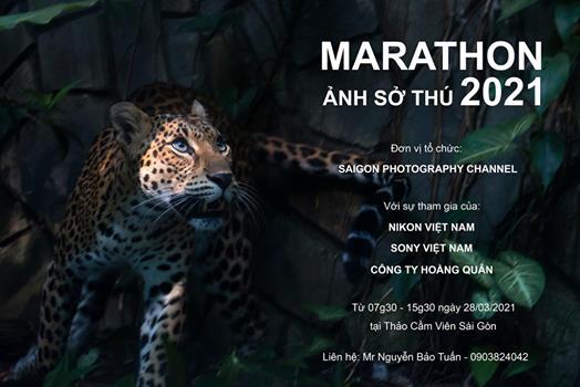 Cuộc thi Marathon Ảnh Sở Thú 2021