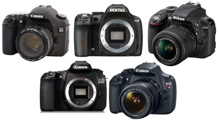 Tìm hiểu về máy ảnh DSLR