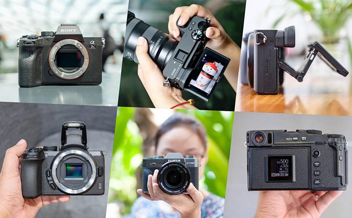 Tìm hiểu về máy ảnh Mirrorless