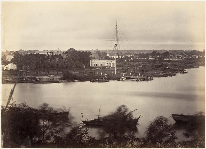 Sài Gòn 150 năm trước qua ống kính Emile Gsell